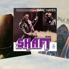 Isaac Hayes Vinyl