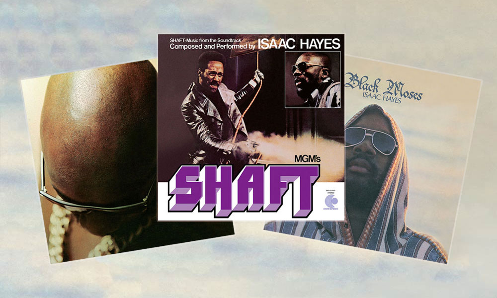 Win Three Isaac Hayes Albums On Vinyl!