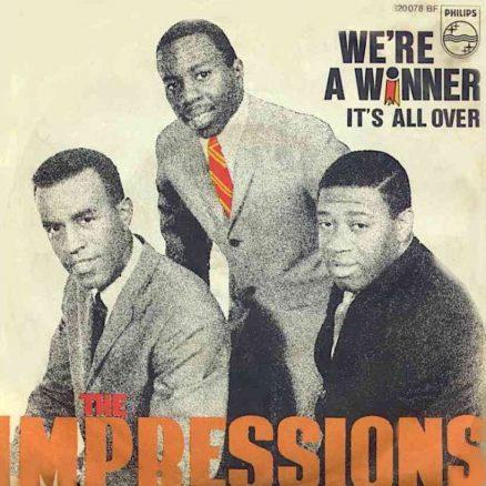 Impressions We're A Winner