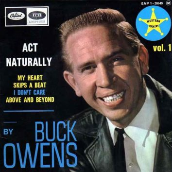 Act Naturally Buck Owens