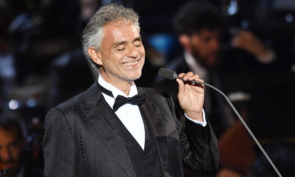 Andrea Bocelli - Artist Page