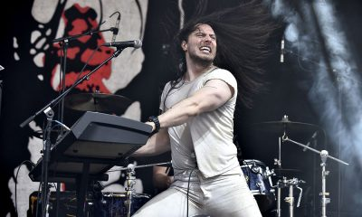 Andrew WK - Artist Page