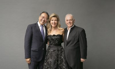 Anne-Sophie Mutter, Yo-Yo Ma, Daniel Barenboim photo