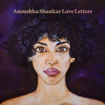 Anoushka Shankar Love Letters cover
