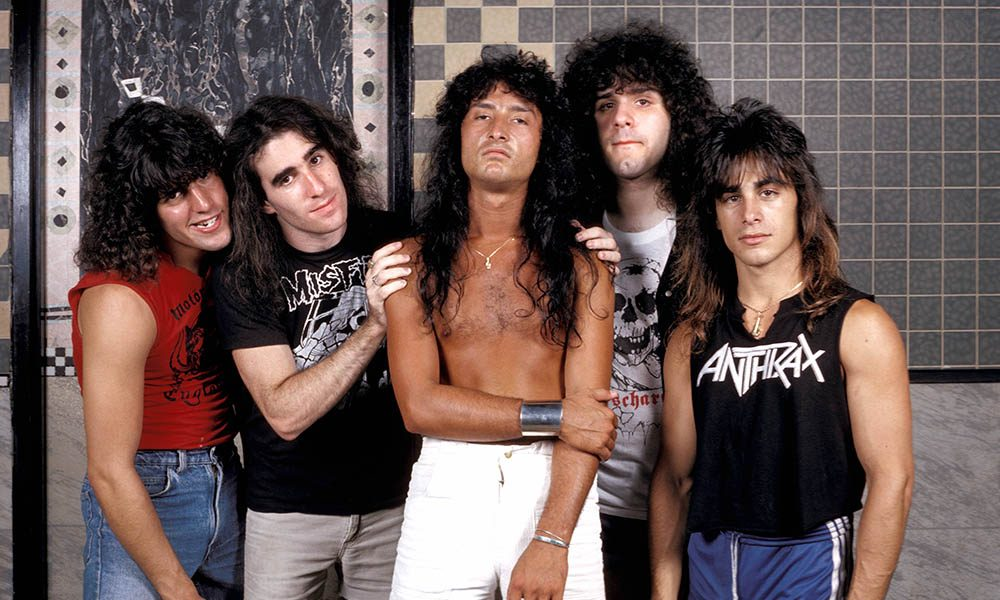 Anthrax - Artist Page