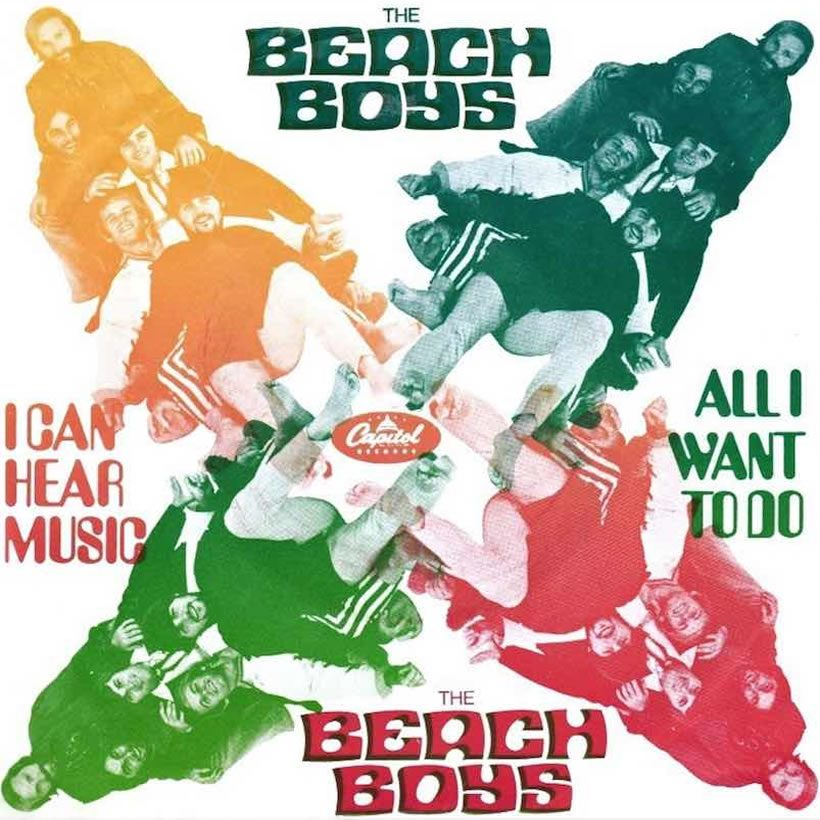 Beach Boys I Can Hear Music