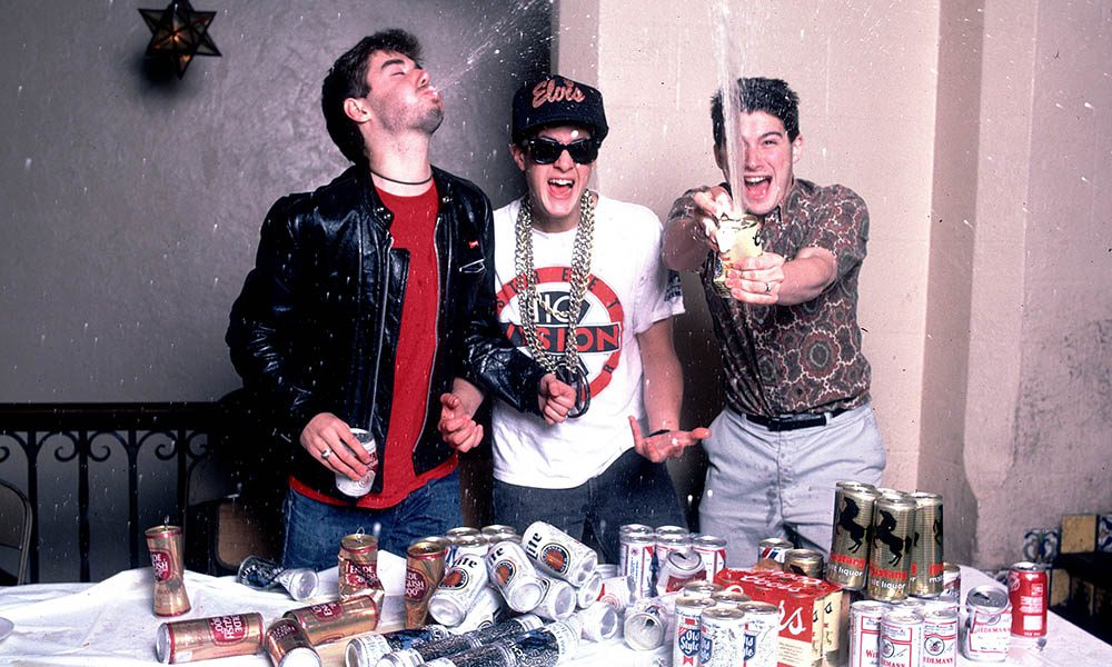 Beastie Boys - Artist Page