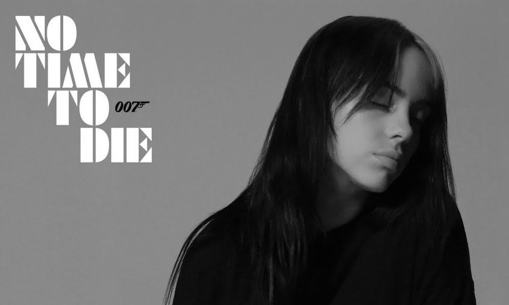 Billie Eilish Scores First UK No. 1 Single With 'No Time To Die'