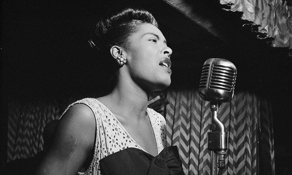 Billie Holiday - Artist Page