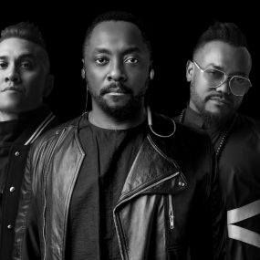 Black Eyed Peas Isle Of Wight