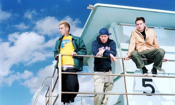 Blink 182 - Artist Page
