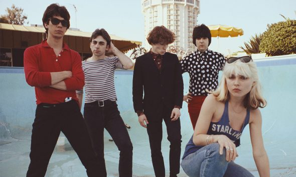 Photo of Blondie by Michael Ochs