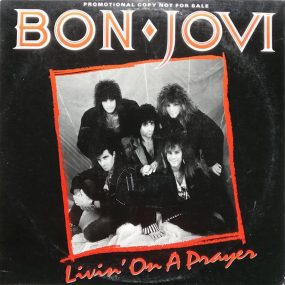 Bon Jovi Livin On A Prayer