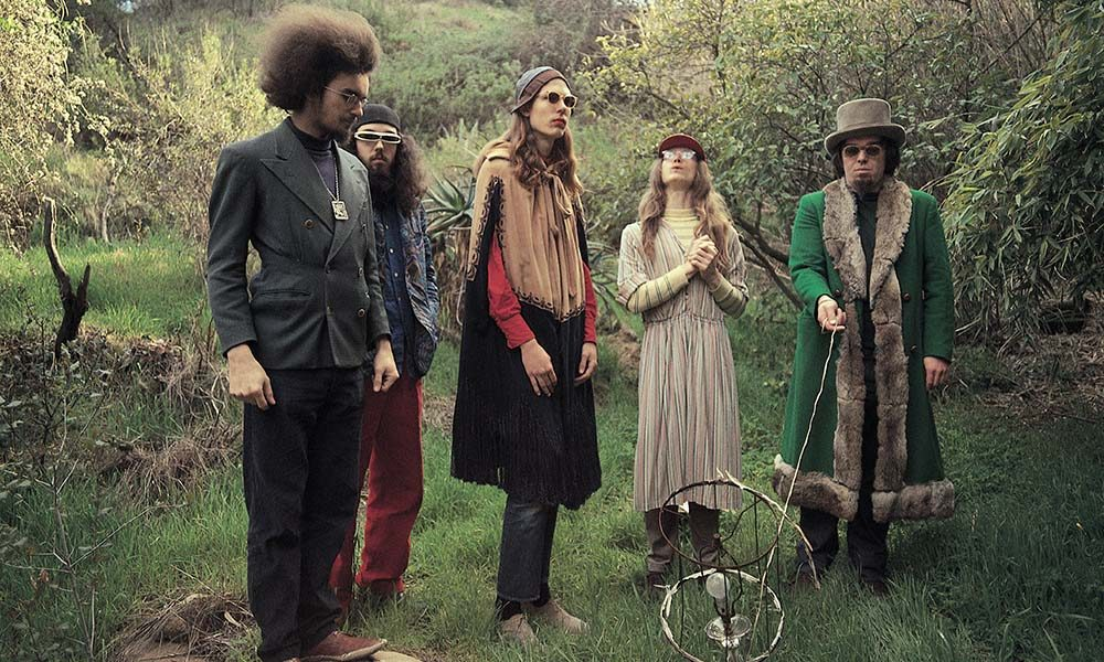 Captain Beefheart - Artist Page
