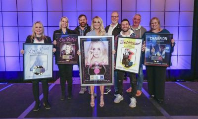 Carrie Underwood UMGN Cry Pretty platinum CRS Kayla Schoen