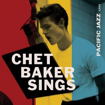 Chet Baker Sings album cover