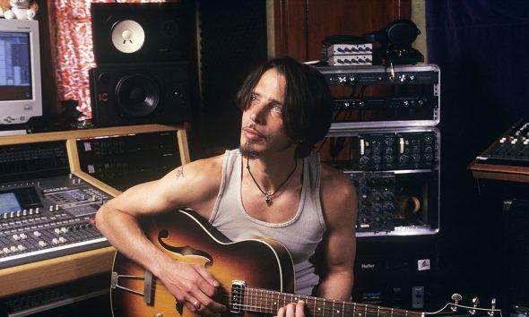 Chris Cornell - Artist Page