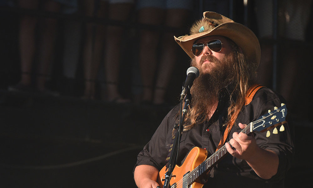 Chris Stapleton - Artist Page