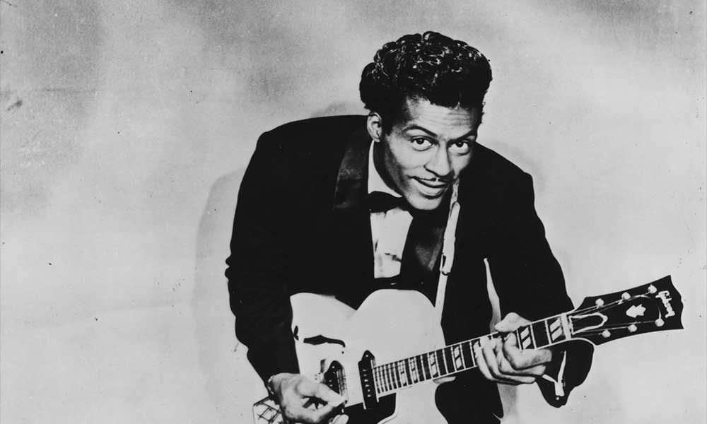 Chuck Berry Brown Eyed Handsome Man Doc