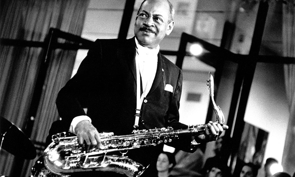 Photo of Coleman Hawkins