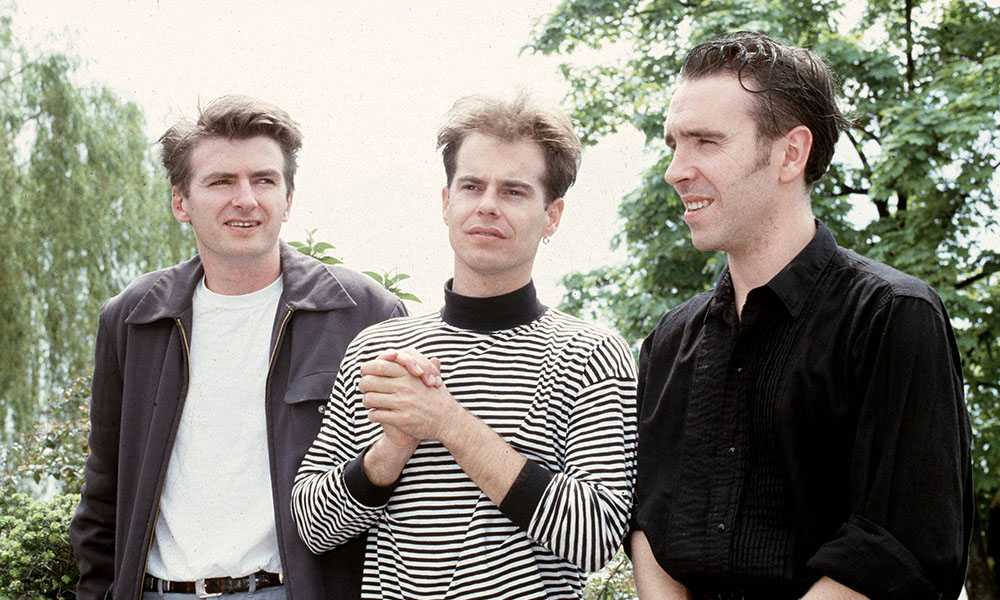 Crowded House - Artist Page
