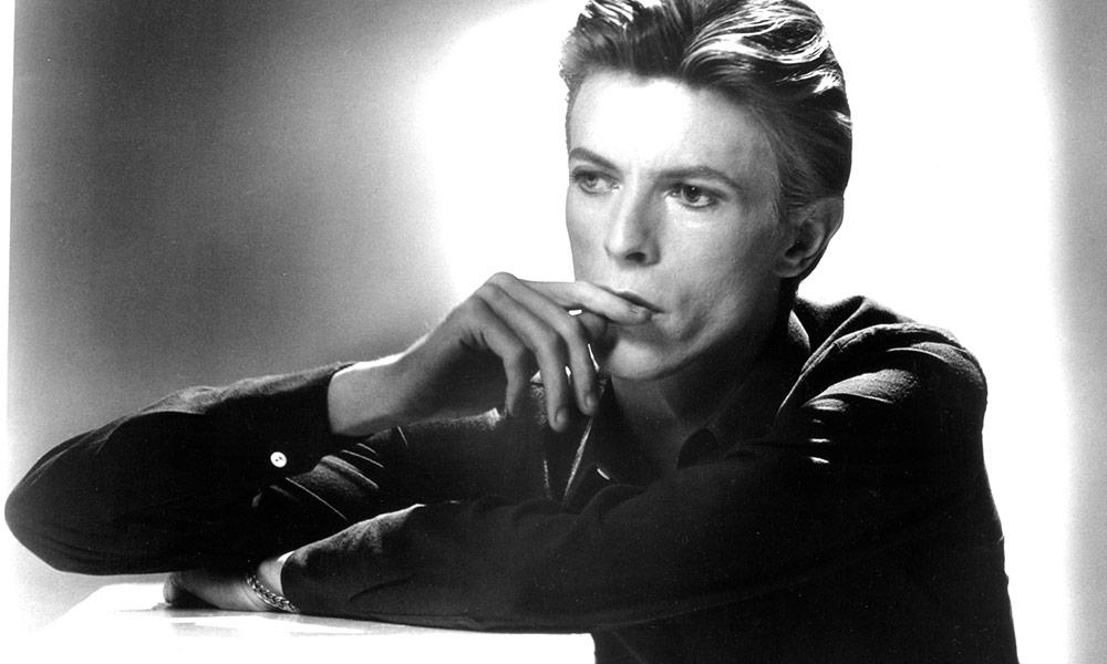 David Bowie Artist Page