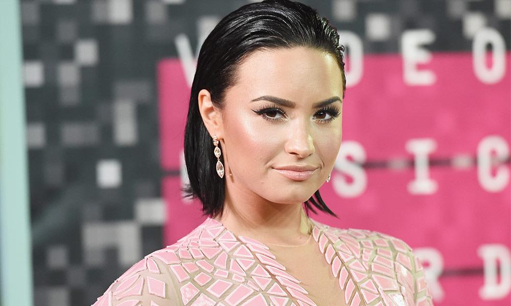 Demi Lovato Artist Page