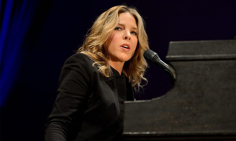 Diana Krall Artist Page