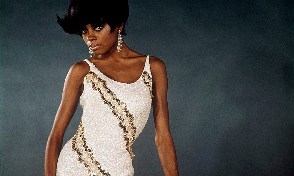 Diana Ross Artist Page