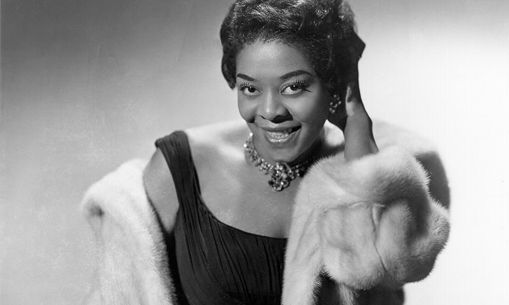 Dinah Washington Artist Page