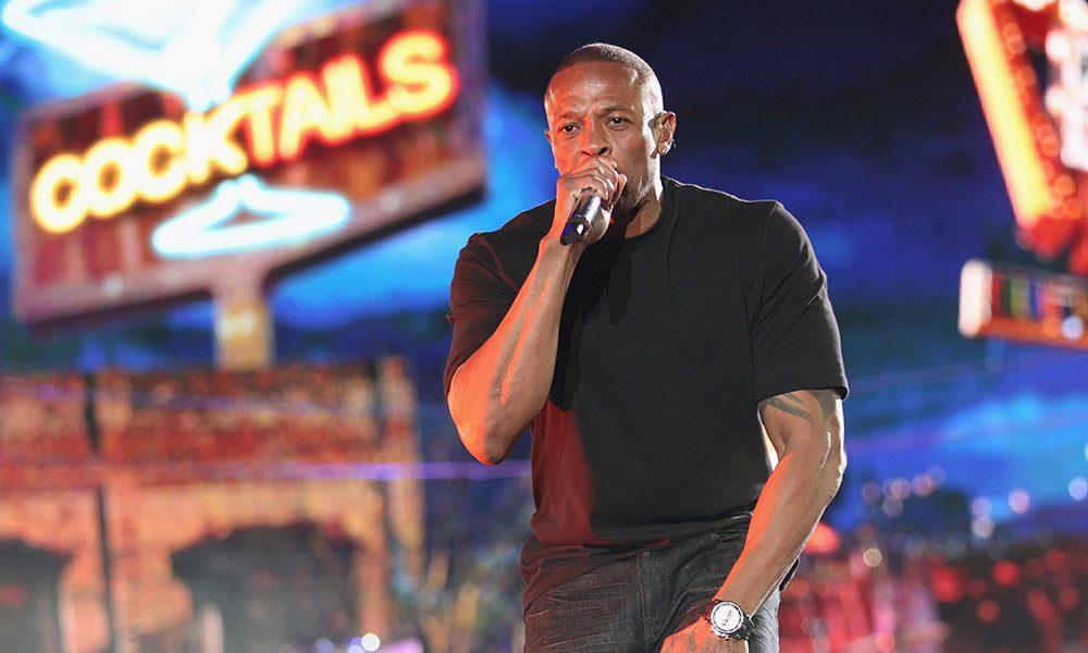 Dr Dre Artist Page