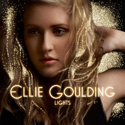 Ellie Goulding Lights album cover 820