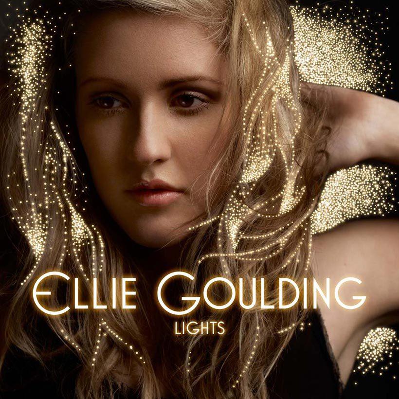 Ellie Goulding Lights album cover 820