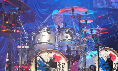 Ginger Baker courtesy Zildjian