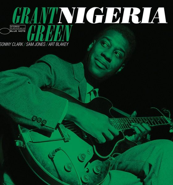Grant Green Nigeria album cover 820