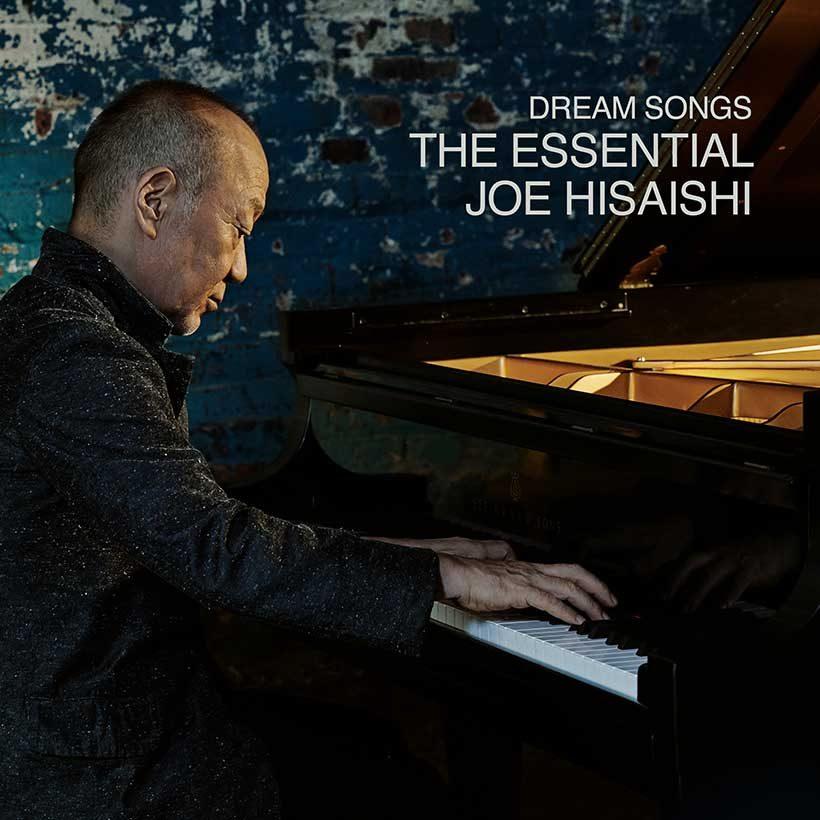 Joe Hisaishi Dream Songs cover