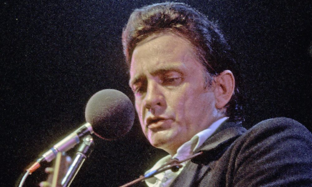 Johnny Cash GettyImages 74256760