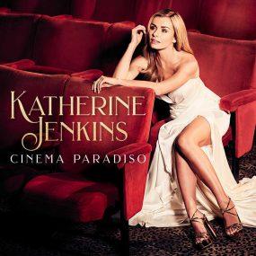 Katherine Jenkins Cinema Paradiso album cover