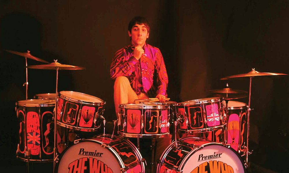 Keith Moon Trinifold archive