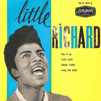 Little Richard Rip It Up EP
