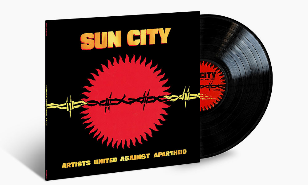 Little Steven Announces 35th Anniversary Vinyl Edition Of 'Sun City' Album