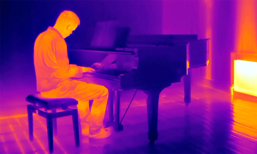 Max Richter Vladimir's Blues - image from YouTube video