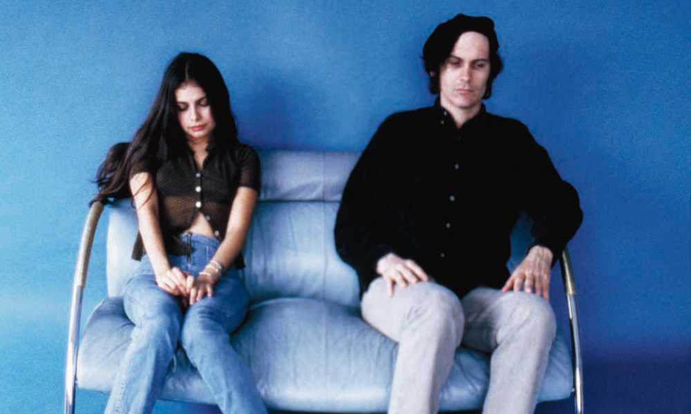 David Roback and Hope Sandoval Mazzy Star