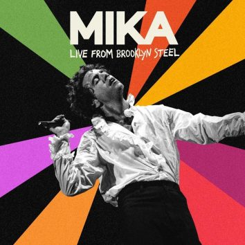 MIKA Album Live Brooklyn Steel