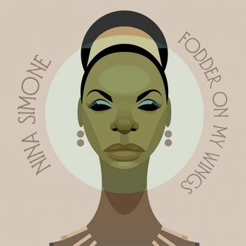 Nina Simone Fodder On My Wings album cover 820