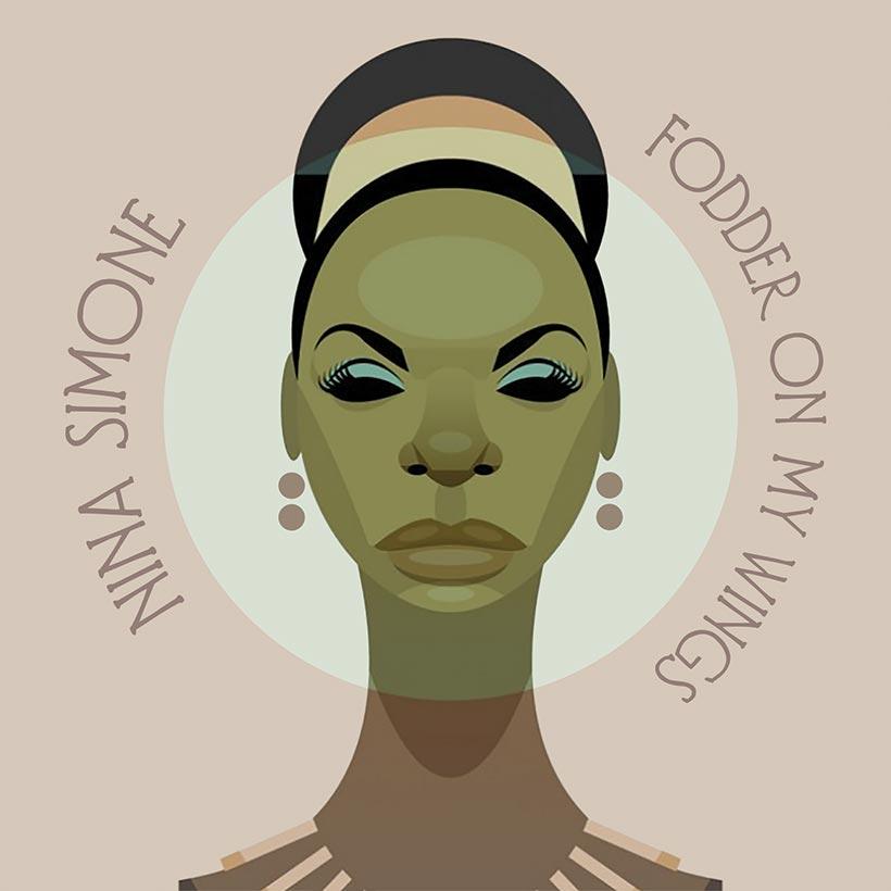 Nina Simone Fodder On My Wings album cover 820