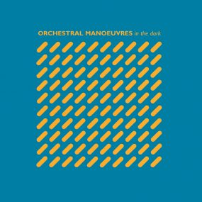 Orchestral Manoeuvres In The Dark self-titled OMD debut album cover 820