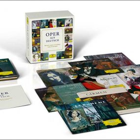Oper Auf Deutsch box set image