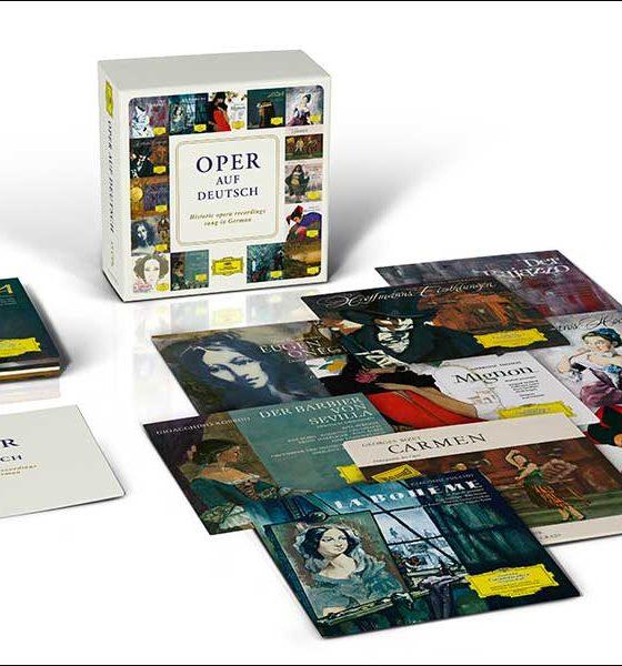 Oper Auf Deutsch box set image