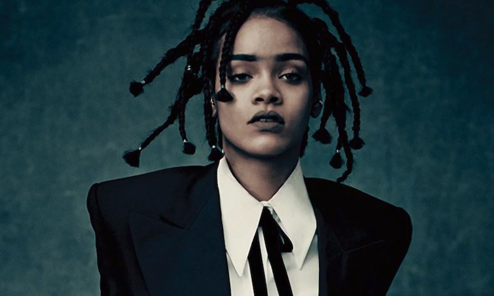 Rihanna NAACP Awards